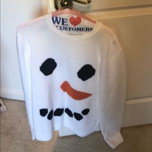 Topman ugly sweater size l